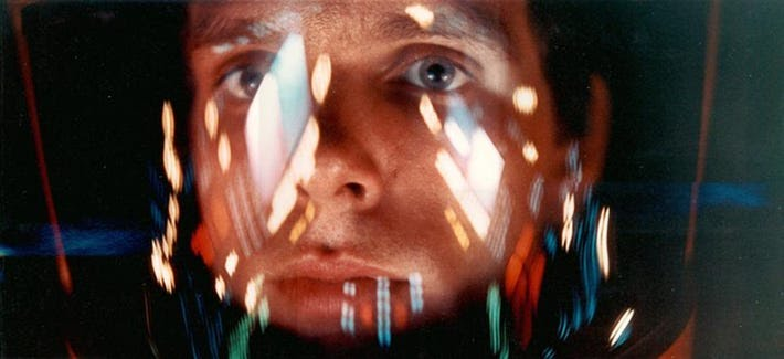 The Dolby Vision transfer of 2001: A Space Odyssey on 4K Blu-ray looks better than I've ever seen it look on the LG OLED65C9.
