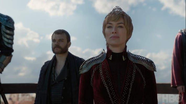 Cersei and Euron