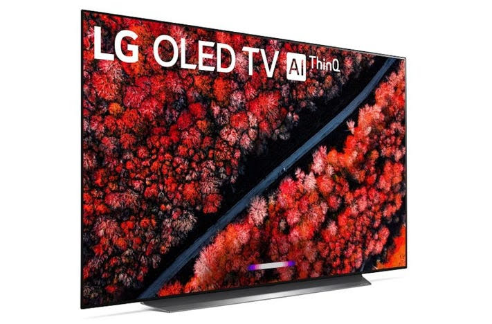 The LG OLED65C9 is a stunning TV.