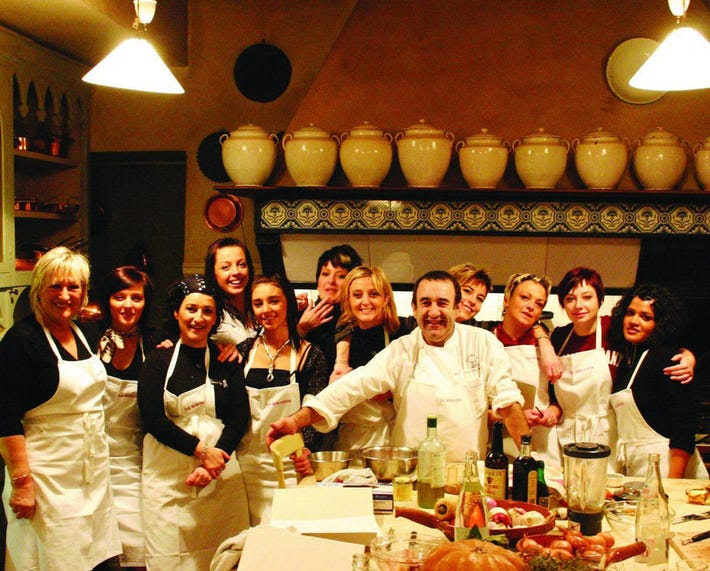 A private cooking lesson in Provence